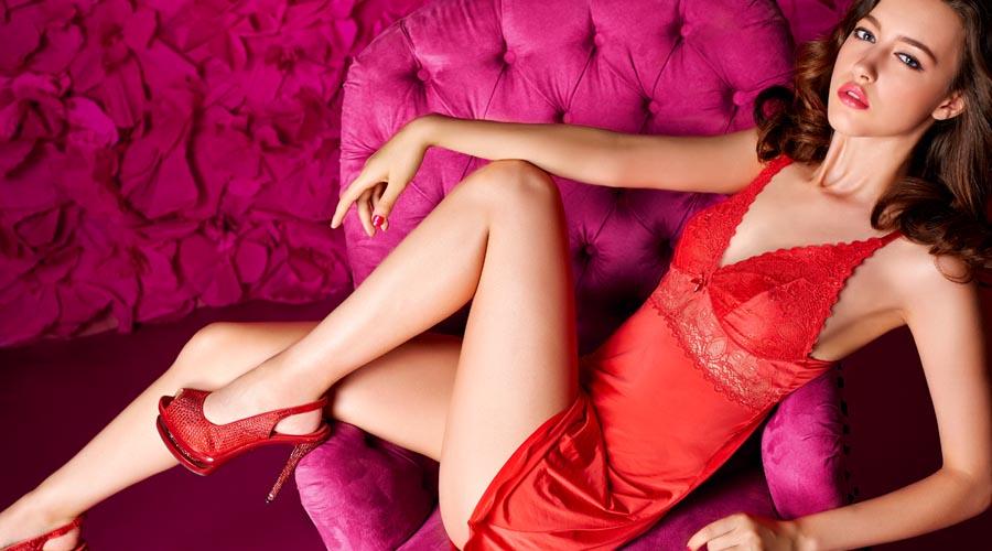 【SOERU素芮内衣坊】新品浪漫满屋,红色激情,热情似火诚邀加盟