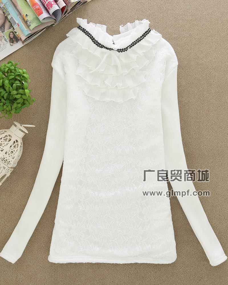 广东便宜的秋季韩版长袖流行女装批发