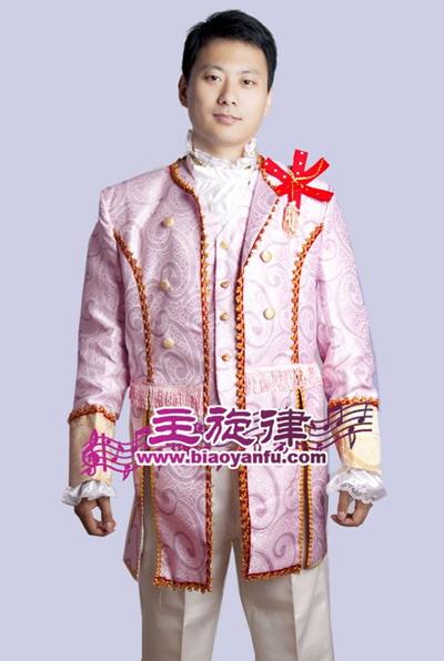 天津年会服装主持人舞蹈欧洲宫廷服装租赁