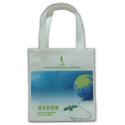 专业为服装企业量身订制环保购物袋