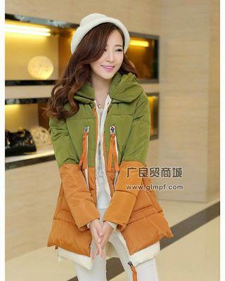 常熟北京品牌长款女羽绒服批发