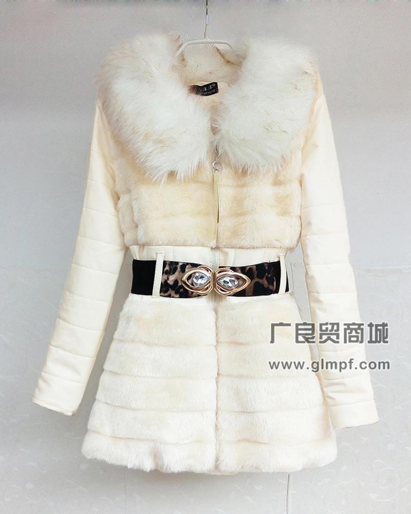 武汉长沙广州新款冬季女装棉衣外套批发