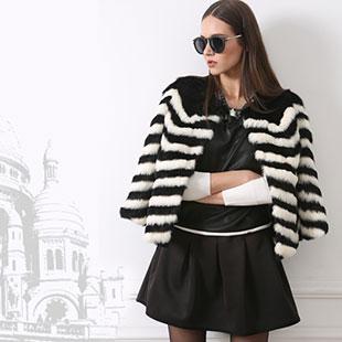 诚信、和谐、务实、创新 衣讯EXUN女装品牌,带您走向成功