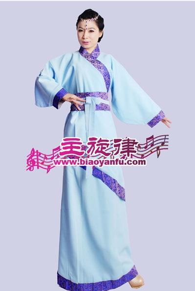 天津演出服古装戏服演出服装白娘子古装出租