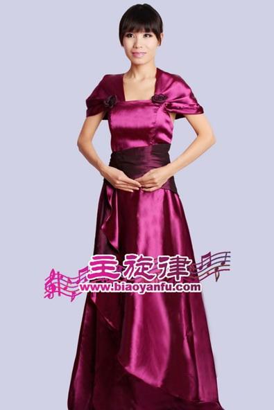 天津主旋律大合唱演出服装合唱礼服最大最全批发