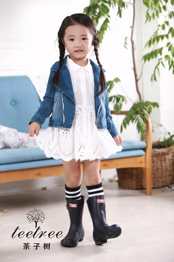 质量好的童装品牌茶子树诚邀加盟