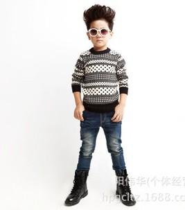 成安2014新款韩版儿童棉衣专业批发生产