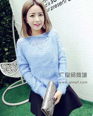 新款韩版女装毛衣流行热卖女装毛衫批发