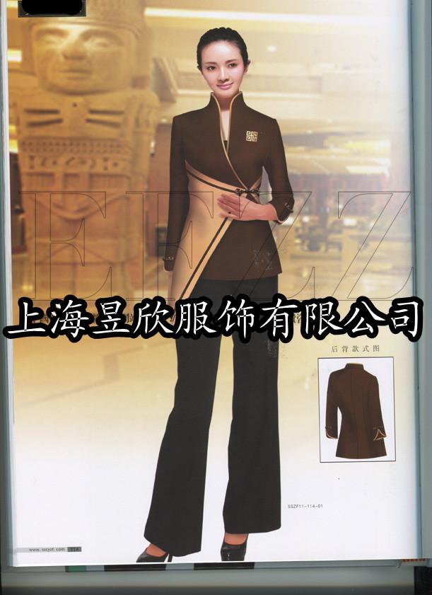 上海酒店服装定做