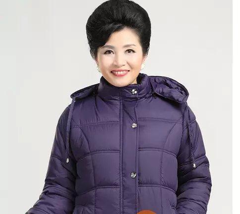 供应厂家低价批发外贸尾货特价清仓中老年加厚棉衣
