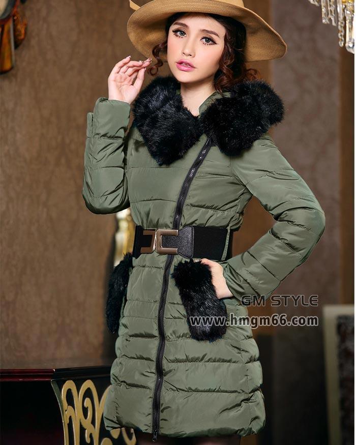 元旦节前卖时尚冬装韩版羽绒服批发