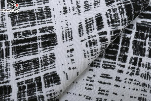 兴丰布衣纺推出2015春夏秋款最新梭织色织大提花布