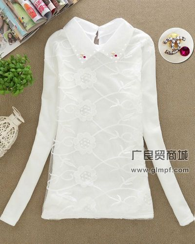 2014冬装新款加厚女装韩版时尚圆领显瘦长袖上衣打底衫批发