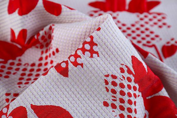 绍兴布纺梭织提花面料生产加工