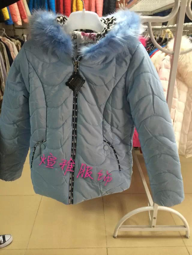 冬季尾货中老年冬装棉服韩版女装棉衣便宜批发