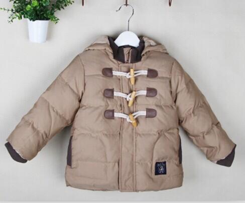 冬款童装日单正品尾货羽绒服优惠批发