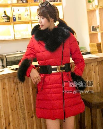 北京西安兰州新款女装羽绒服批发
