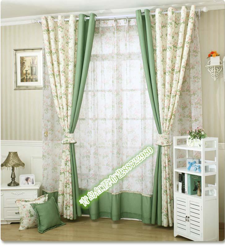 青岛康居公寓窗帘中冶·文沁苑窗帘晾衣架家具供应