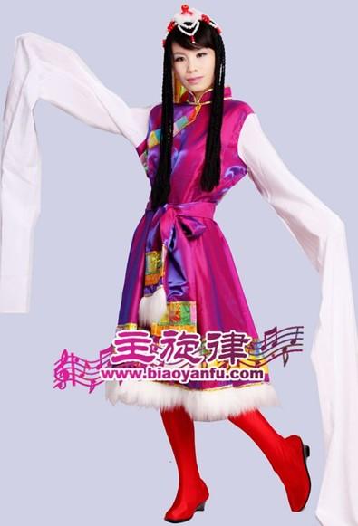 天津主旋律最大最全年会服装旗袍男女礼服民族服装古装服装舞蹈服装出租