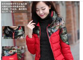 广州十三行便宜时尚女式棉衣加绒保暖内衣批发