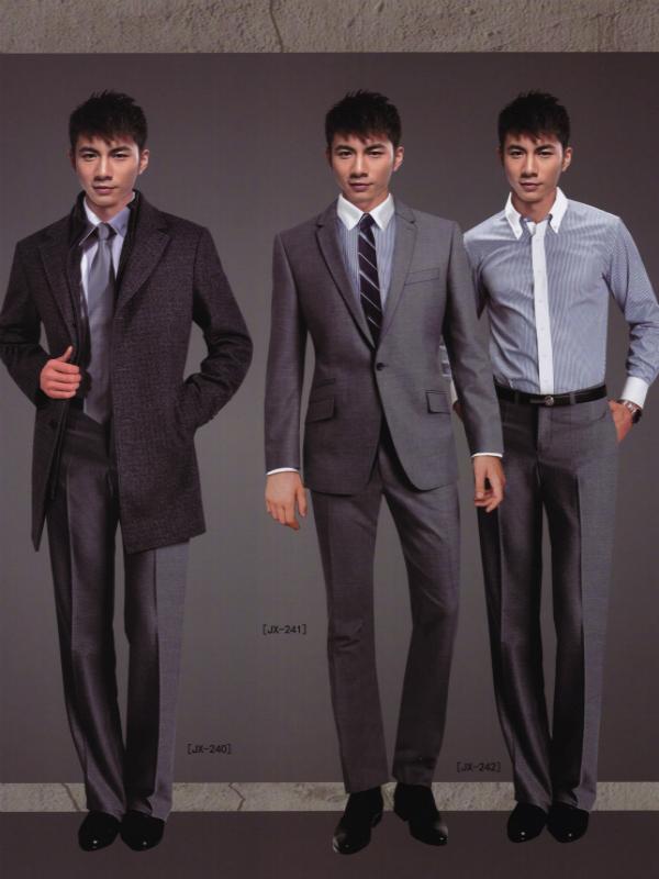 北京各类样式阳光丽人西装批发出售