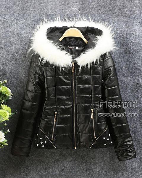 时尚新款冬装棉衣批发市场