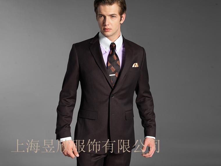 上海高级西服订做
