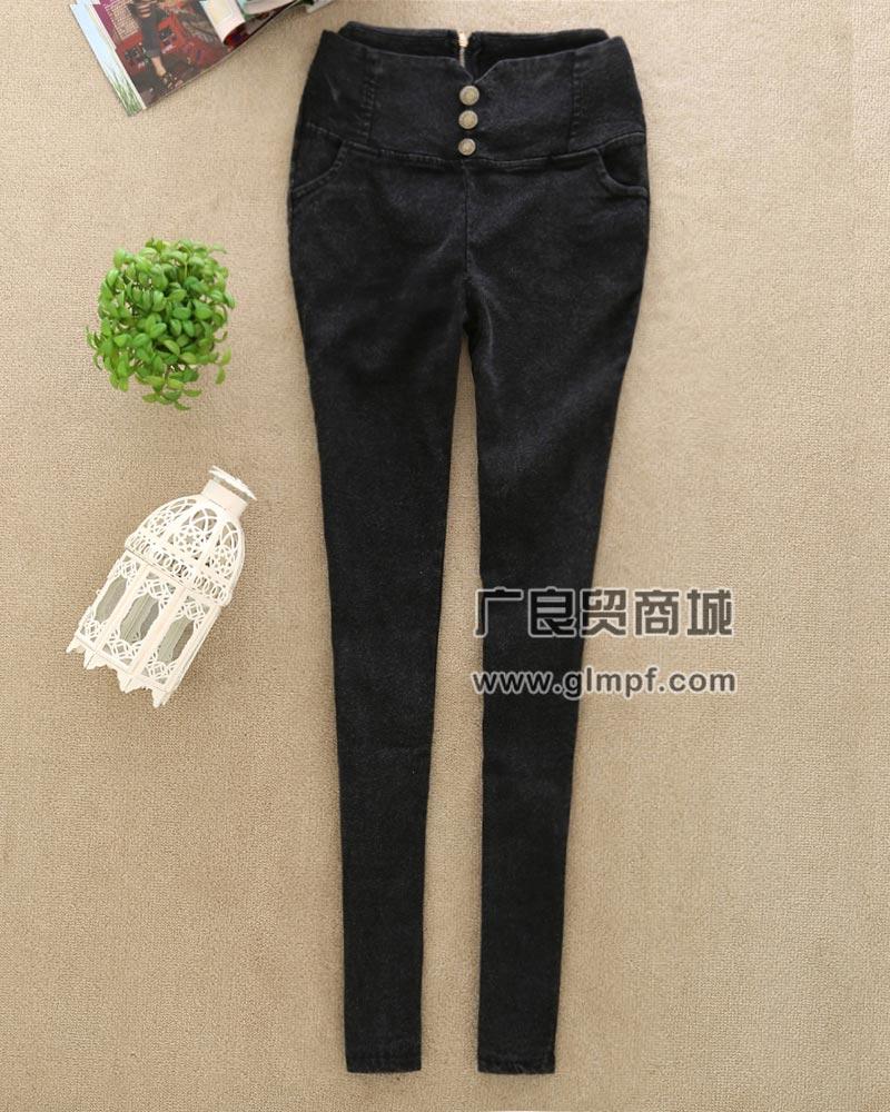 杭州苏州时尚新款女长裤外套批发