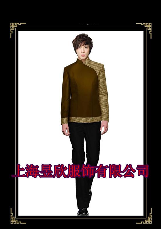 上海定做酒店服装工作服