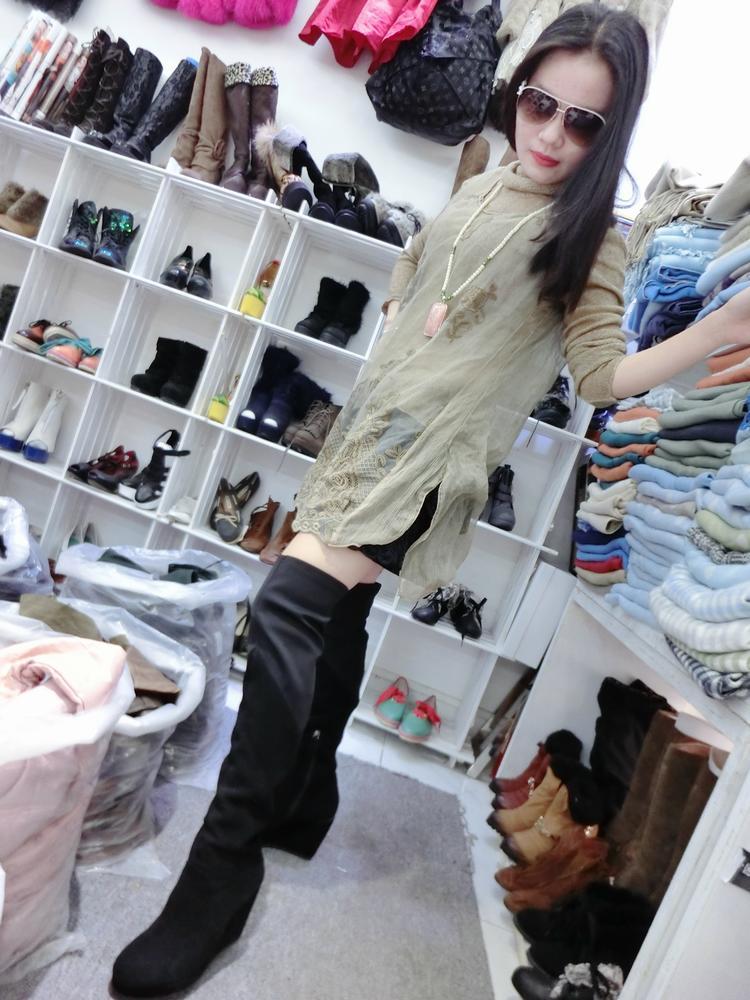 欧洲站外贸女装实体店免费加盟