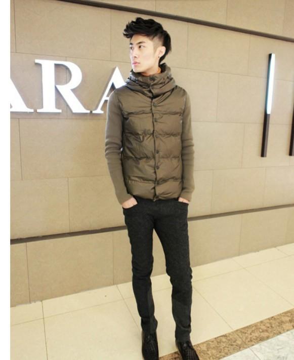 北海童装棉衣加绒卫衣时尚韩版男装棉衣低价尾货棉服批发