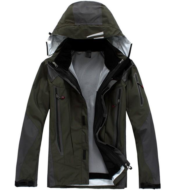 南充质量最好的冲锋衣厂家定做批发