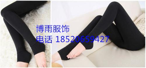 广州女士加厚打底裤便宜批发