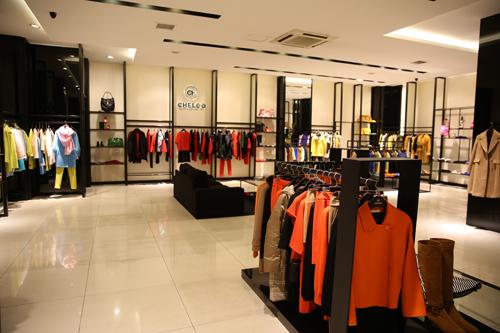 韩版女装加盟第一品牌CHELOO品牌女装诚邀加盟