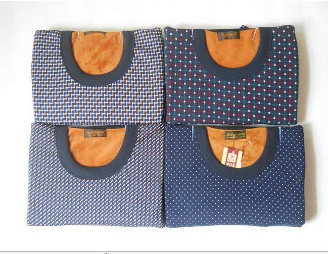 年尾将至厂家低价大量批发加绒加厚保暖内衣