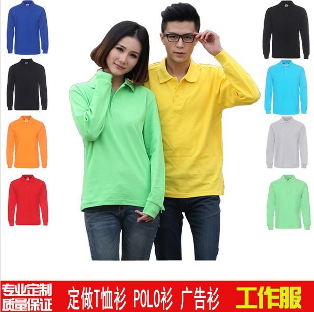 上海polo衫订做批发