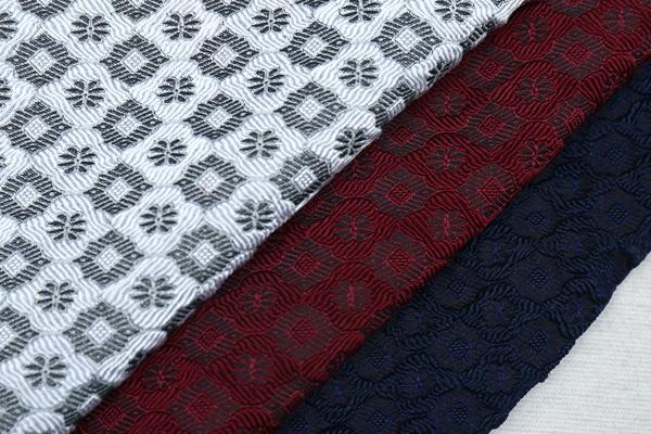 上海布衣纺时尚女装面料梭织提花F05120供应