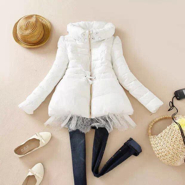 贵州个性潮流女装冬装棉服批发