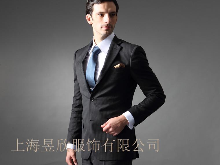 上海高级西装西服定做