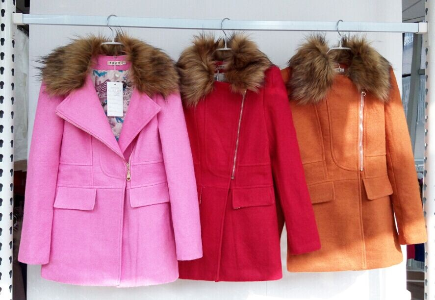 女装冬装便宜衣服时尚春季新款外套大衣批发