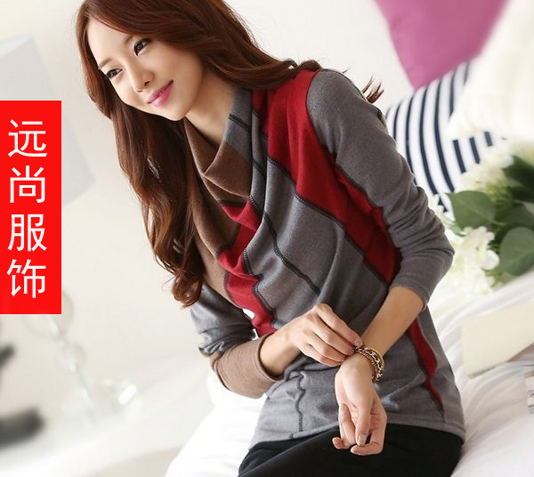 济南卖的上价格的女装低价位纯棉打底衫批发