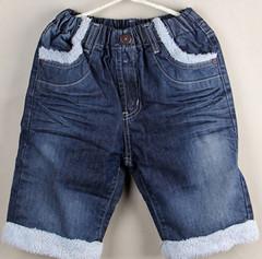 特款特价儿童冬款中裤加棉靴裤批发
