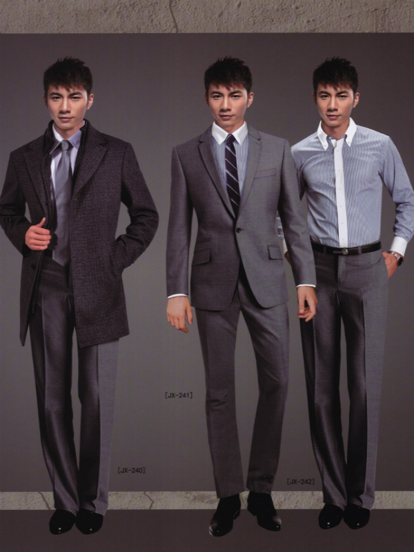 阳光丽人服装专业提供口碑最好的西装