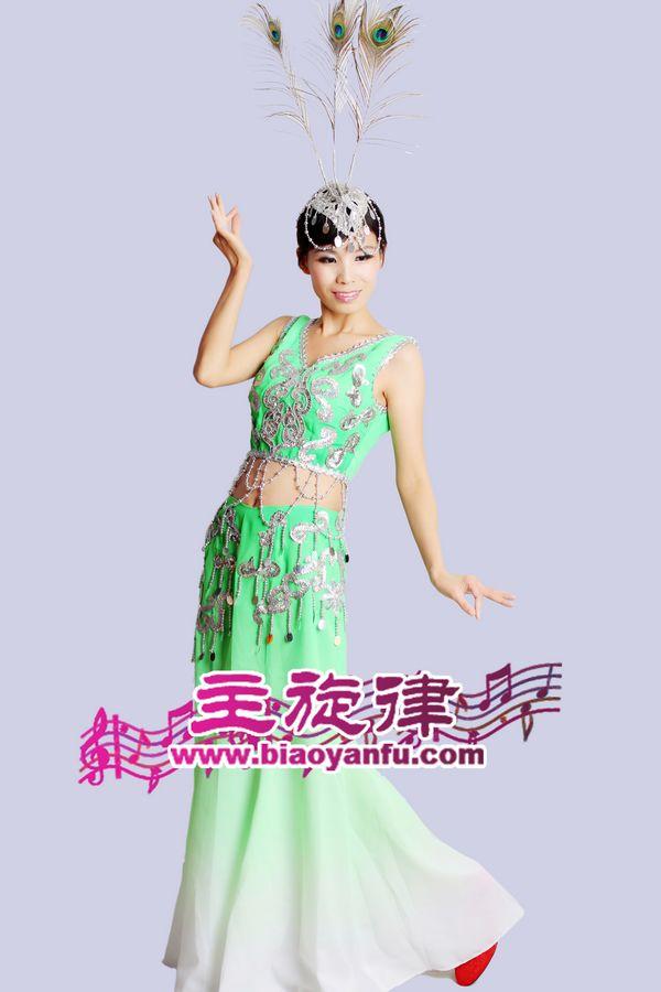 天津少数民族服装56个民族舞蹈服装租赁