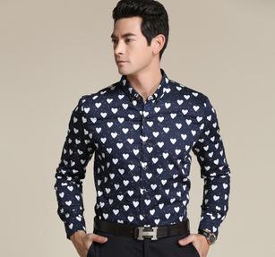 专业生产男装休闲衬衣