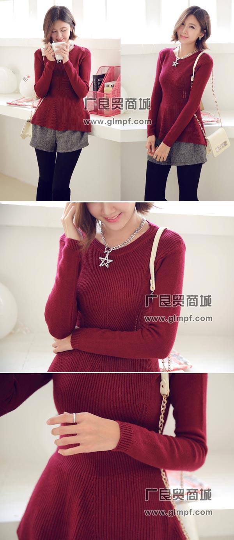 春装针织毛衣韩版春季时尚外套批发