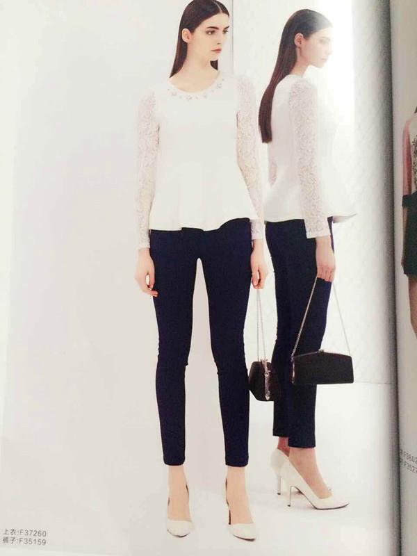 自由秀时尚高档品牌女装尾货折扣女装批发