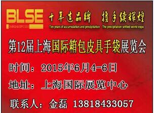 2015第12届上海国际箱包皮具手袋展览会