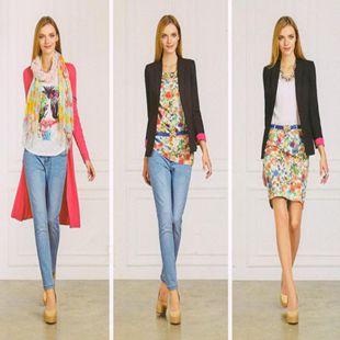 【格蕾诗芙】折扣女装,2015年春装提前占领市场先机