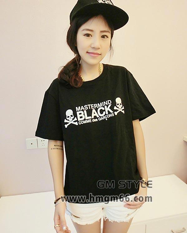 韩版短袖T恤批发